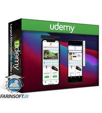 دانلود Udemy MERN Stack E-Commerce Mobile App with React Native [2021]